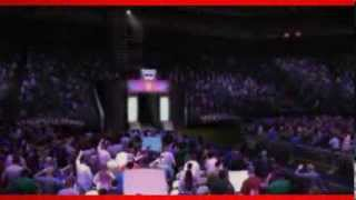 """Macho Man"" Randy Savage WWE 2K14 Entrance And Finisher"