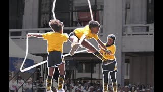 This Is Competitive Double Dutch
