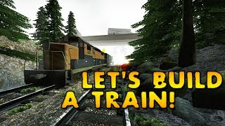 LET'S BUILD A TRAIN (Modded L4D2 w/ Friends)