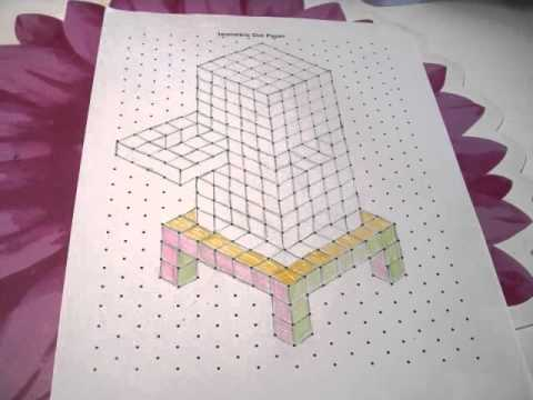 hqdefault jpgIsometric Design Paper