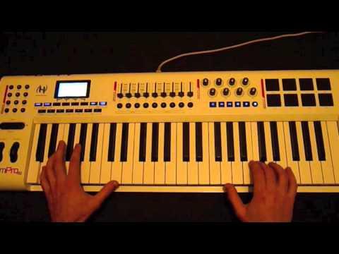 Calvin Harris - Summer (Tuto Piano)