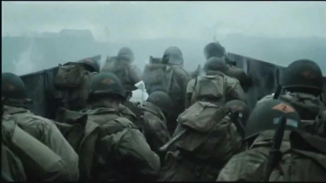 DDay the Invasion of Normandy in color  San Antonio