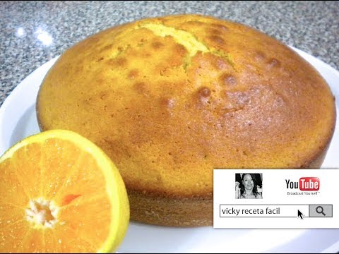 PAN DE NARANJA | ORANGE BREAD | RECETA FACIL DELICIOSA!!!