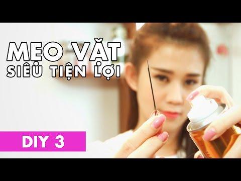 DIY 3 | Mẹo Vặt Siêu Tiện Lợi 1 | Ngọc Thảo Official