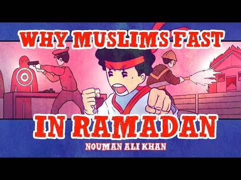 Why Muslims Fast in Ramadan?