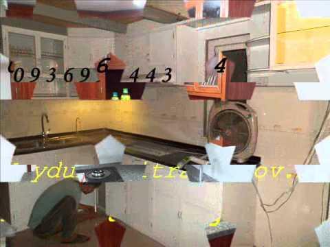 Tủ bếp nhôm kính giá rẻ 700k ,800k , 1100k , 1200k ,1400k