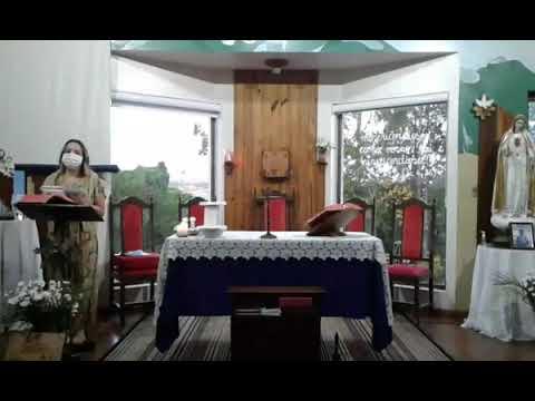 Santa Missa | 23.02.2021 | Terça-feira | Padre José Sometti | ANSPAZ
