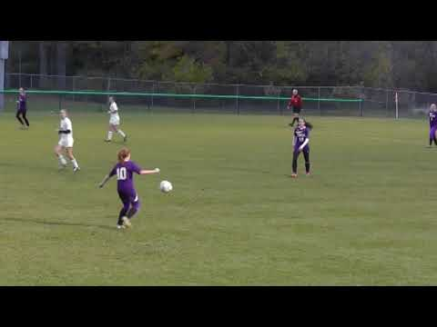 Chazy - Ticonderoga Girls 10-17-12