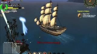 Pirates Online NEW Ship : Ship Of The Line