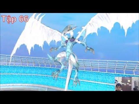 Vua Trò Chơi Yugi Oh  50's Tập 66 - Yusei vs Jack - Cuộc Chiến Bắt Đầu
