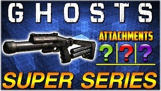 "COD Ghosts: ""THE SUPER BULLDOG"" Super Series Ep.2 (Call of Duty Weapons & Guns)"