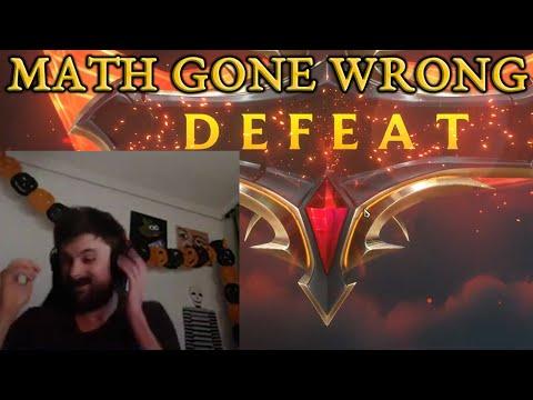 FORSEN CALCULATES HIS DEFENSE - Legends of Runeterra Epic & Funny Moments #1