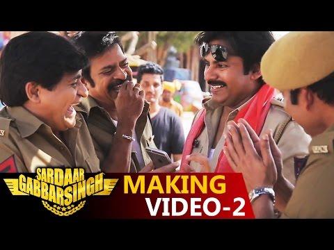 Sardaar-Gabbar-Singh-Making-Video-2