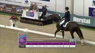 REPLAY - Reem Acra FEI World Cup™ Dressage 2014/15 - Grand Prix - Odense