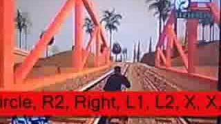 GTA San Andreas Cheats Part 1