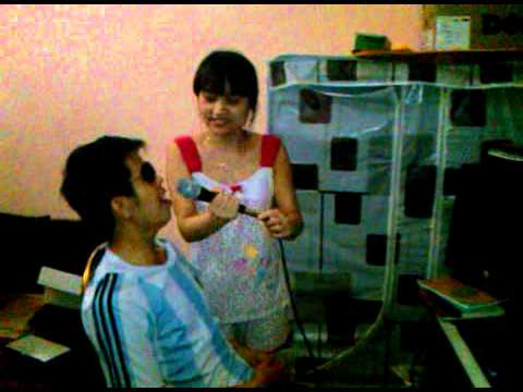 Hot girl Hai Phong song ca cung boy firend