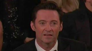 Hugh Jackman's SHOCKING Reaction To James Franco's Golden Globes 2018 Win