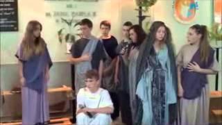 Spektakl Szkolnego Teatru Źródło Hiob