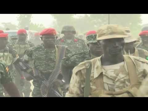 US warns foreign troops in South Sudan conflict