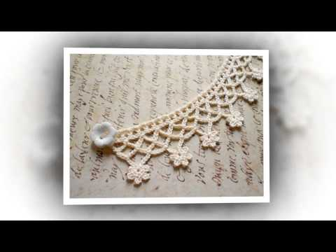 how to crochet jewellery