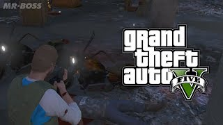 "GTA 5 Online: Lost MC's Motorcycle ""Western Daemon"