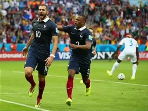 Ecuador Vs France (0-0) Highlights, All Goals, Match Review HD 25-06-214