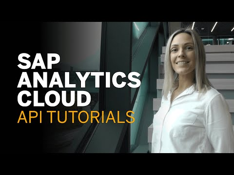 SAP Analytics Cloud: Embed Your Analytical Insights Into a Web Application