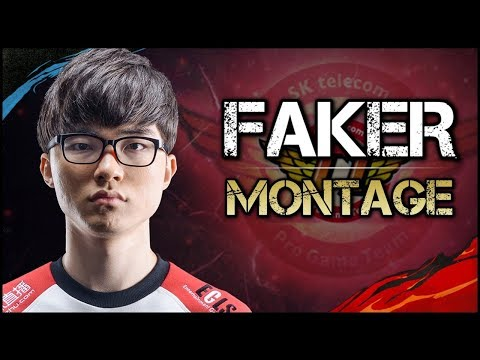 Faker - Montage - 8.20- LOL #45