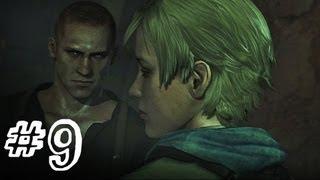 Resident Evil 6 Gameplay Walkthrough Part 9 BIKE RIDE