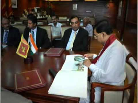 India signed MoU with Sri Lanka for building cultural centre in Sri Lanka