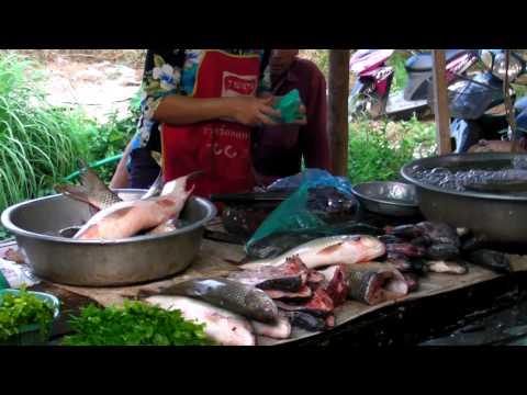 Vientiane Market Place, Laos 2014