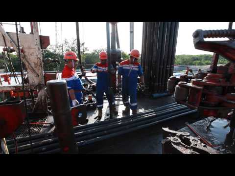 [IDEAM AETERNAM] Oil and Gas - Onshore Drilling Rig