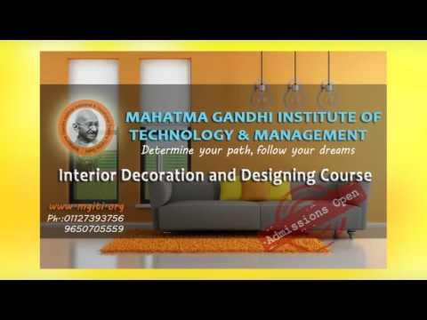Mahatma gandhi institute of technology & Management's Videos