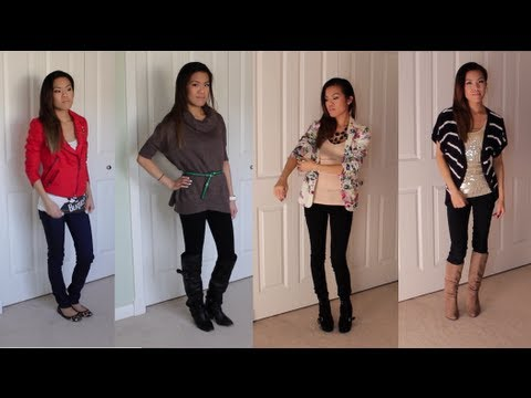 Fashion Friday (Ep.5) - Fall/Winter Sweater Pairings
