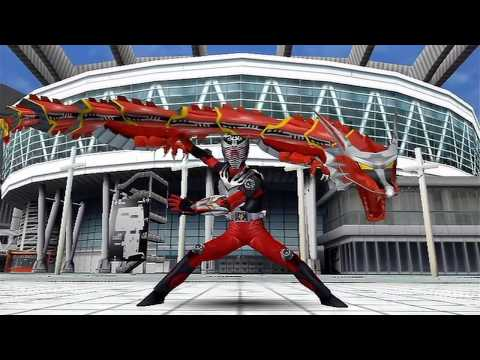 Kamen Rider Dragon Knight - All Character Supers