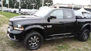 2013 Ram 1500 Sport Lifted