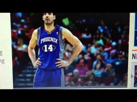 Luis Scola traded to Indiana Pacers