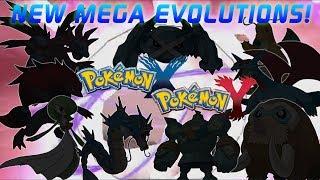 Pokemon X, Y, OR, AS, Z? NEW INFO HIDDEN MEGA