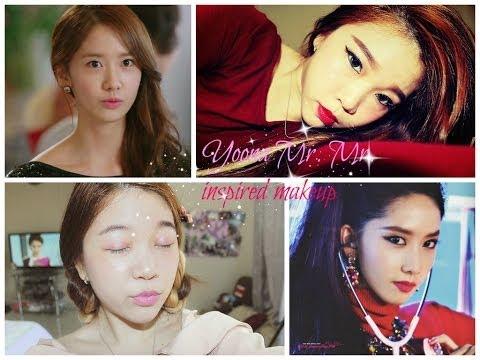 ♥ ♥ ♥  Cách trang điểm giống SNSD Yoona trong mv Mr.Mr. ♥ ♥ ♥
