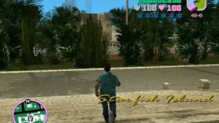 Caminhão Secreto (GTA Vice City)