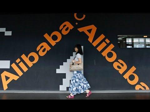 Alibaba của Trung Quốc cạnh tranh với Ebay và Amazon
