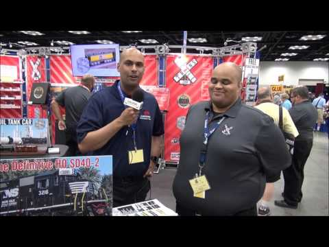 NMRA National Train Show 2016 - Indianapolis, Indiana