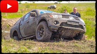 Жёсткая Битва Внедорожников 2017 - ТИЗЕР / Mud Off-Road. Полный Привод 4х4 - Офф Роуд Видео.