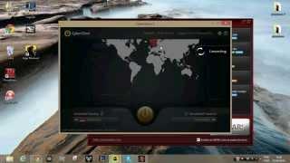CyberGhost 5 (camuflador De Ip Para Pb Kaybo) Tutoriald De