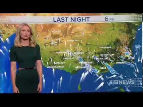 Nine News Melbourne - Montage [4.02.14]