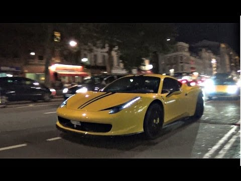 Vorsteiner Ferrari 458 and Novitec Pipes 458 CRAZY SOUNDS!!