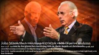Bible Prophecy SCARY MARK OF THE BEAST! And NEW WORLD