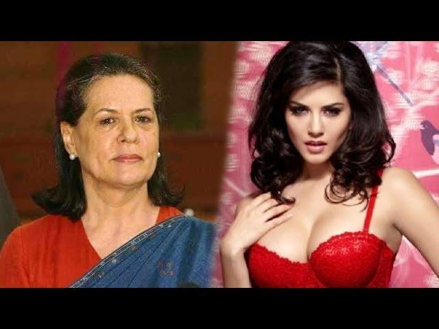 WATCH | When Sonia Gandhi Was Compared To Sunny Leone!