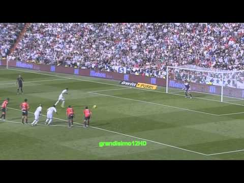 [HD]  Real Madrid vs Osasuna 7-1 Highlights [Goals] from La Liga/LIGA BBVA  2011-11-06
