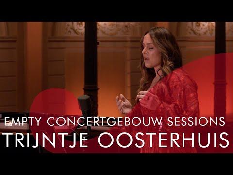 Trijntje Oosterhuis zingt Stevie Wonder | Empty Concertgebouw Sessions
